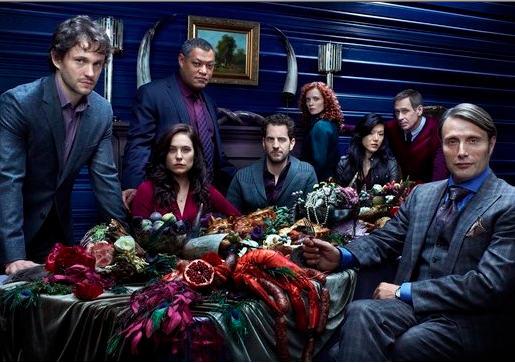 Hannibal TV Promo Shoot